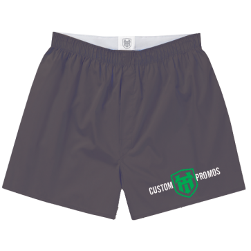 Custom Boxer Shorts : One Location Print