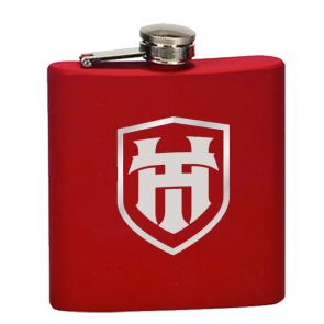6oz Stainless Steel Flasks