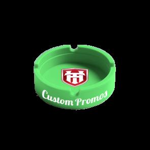 Custom Silicone Ashtrays : Round