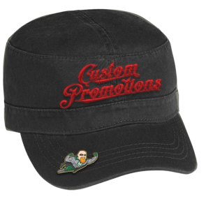 Custom Hat Pins : Offset Printing