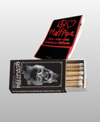 Custom Printed Matches